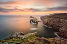 Land's End, Cornwall by Alessio Andreani on 500px