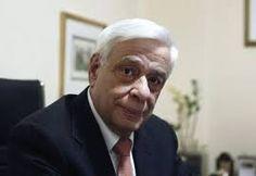 Řecký preziden Prakopis Pavlopoulos