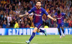 Download wallpapers Lionel Messi, Barcelona FC, Argentinian football player, Spain, La Liga, football, Leo Messi