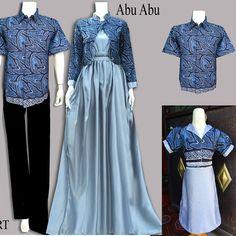 Menjual berbagai macam baju batik couple / sarimbit / pasangan, baju batik wanita dan batik gamis