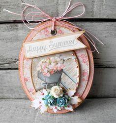 Scrappiness Paper Crafts, Wreaths, Home Decor, Decoration Home, Tissue Paper Crafts, Door Wreaths, Room Decor, Paper Craft Work, Papercraft