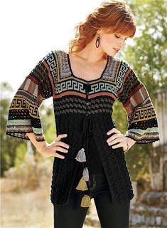 Veronica crochet y tricot...: Julio,22