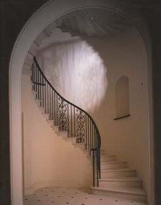 Chester House, London - staircase by Quinlan & Francis Terry Architects