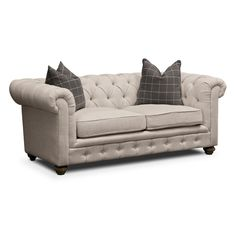 Living Room Furniture - Madeline Apartment Sofa