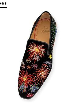 Christian Louboutin Fireworks Loafers
