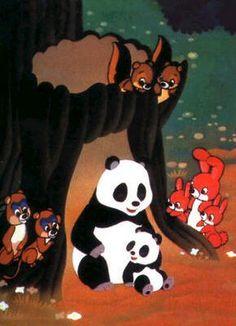 Tao Tao (1983 - 1986.it) http://it.wikipedia.org/wiki/Tao_Tao_-_Il_piccolo_panda