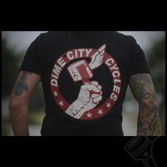 Black DCC Originals Mercury T-Shirt