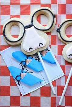 Disguise Cookies