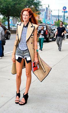 El street style de Nueva York - Taylor Tomasi | Galería de fotos 1 de 30 | Vogue México
