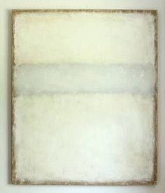 Abstract painting by Christian Hetzel