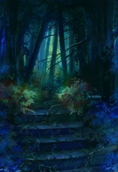☆ Silent Path.。Art By :→: Tsyplakova Alla ☆