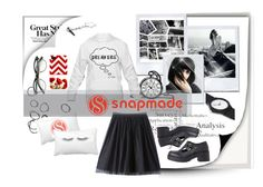 """""""Snapmade #1"""" by mssantos ❤ liked on Polyvore featuring Bebe, Rolex and snapmade"""