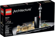 LEGO 21027 ARCHITECTURE BERLIN NEW SEALED, SHIPS FROM USA * NEW * IN SEALED BOX