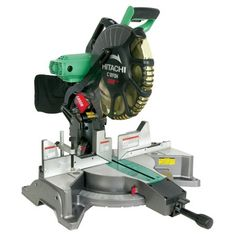 """#HITACHI - C12FDH 12"""" DUAL COMPOUND MITER SAW WITH LASER MARKER SKU: C12FDH CAD 245.00 http://www.adam-tools.com/deals/c12fdh-12-dual-compound-miter-saw-with-laser-marker.html"""