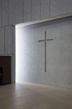 Image 12 of 28 from gallery of Onnuri Methodist Church / JUNGLIM Architecture. Photograph by Namgoong Sun Sacred Architecture, Church Architecture, Religious Architecture, Architecture Details, Modern Architecture, Church Interior Design, Church Design, Interior Decorating, Modern Church
