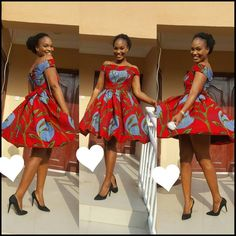 Trending Short Ankara Gowns 2018 By short native gown we mean short Ankara dress styles. We are really into short pieces right now because they are comfortable and airy. African Fashion Ankara, Latest African Fashion Dresses, African Print Fashion, Africa Fashion, Ankara Dress Styles, Trendy Ankara Styles, Ankara Gowns, Short African Dresses, African Print Dresses