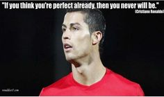 Inspirational Quotes by Cristiano Ronaldo - Top Seven Motivational Soccer Quotes, Sport Quotes, Inspirational Quotes, Worlds Best Quotes, Football Results, Life Size Statues, Soccer News, Cristiano Ronaldo, Shirts With Sayings