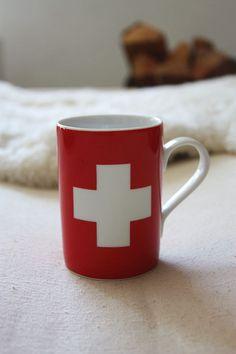 German Red Cross Mug