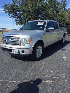 #0257722800 Oncedriven 2012 Ford F150 -  Midland, TX