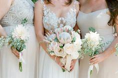 Feather Grass + Fabulous Shoes Make This Colorado Wedding Hit Stunning Status Read More: https://www.stylemepretty.com/2017/11/30/jewish-destination-wedding-beaver-creek-colorado/