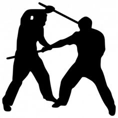 silhouette arnis - Google Search