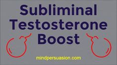 http://mindpersuasion.com Powerful subconscious subliminals to release the power of testosterone within you to generate ultimate alpha  male characteristics.For more hypnosis and mind tools, please visit  http://mindpersuasion.com