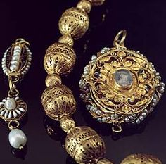 Mary Queen of Scots' Jewellery