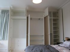 fitted wardrobes ealing