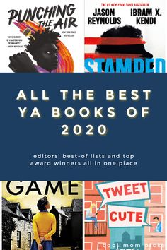 We've compiled all the best YA books of the year for our tweens and teens, and we even like it too! You'll find important nonfiction, compelling fiction, light romcoms, and more, that you'll want… More Best Children Books, Childrens Books, Ya Books, Great Books, Growing Up Book, Board Books For Babies, Romantic Love Stories, National Book Award, Parenting Teens