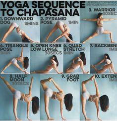 Chapasana