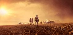 Mars - National Geographic Channel Miniseries