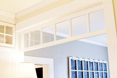transom window out of repurposed windows