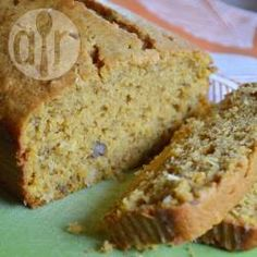 Pompoencake met kokos @ allrecipes.nl