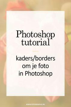 tutorial - vignet rond je foto's in Photoshop - Fotografille Photoshop Tutorial, Cool Photoshop, Photoshop Actions, Lightroom, Advanced Photoshop, Photoshop Website, Photoshop For Photographers, Photoshop Photography, Mixed Media Photography