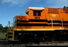 TNHR 2024   Description:    Photo Date:  5/25/2013  Location:  Hilton, GA   Author:  Allan Williams Jr.  Categories:  Yard,Action  Locomotives:  TNHR 2024(GP38)