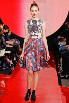 Holly Fulton Fall 2013 RTW Collection - Fashion on TheCut
