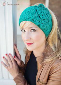 Hopeful Honey   Craft, Crochet, Create: 10 Free Beautiful Boho Headband Crochet Patterns