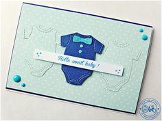 MiniArt - hand made with love: Body dziecięce / Onesies - DT Craft Passion