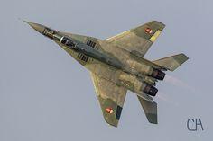 Mikoyan MiG-29 Fulcum (Slovakian Air Force)