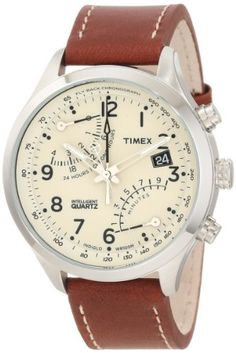 Timex Men's T2N932DH Stainless Steel Watch with Leather Band Timex http://www.amazon.com/dp/B008HY8YZO/ref=cm_sw_r_pi_dp_Kzm9tb1TVFHT6