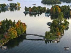 Thousand Islands Canada Cool Places To Visit, Great Places, Beautiful Places, Canada, Places Around The World, Around The Worlds, Alexandria Bay, Island Cruises, Thousand Islands