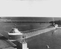 Nov. 10, 1975, on the lake that they call Gitchee Gumee, the Edmund Fitzgerald sank as the gales of November came early.
