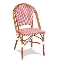 Outdoor Stack Chair - click image to enlarge