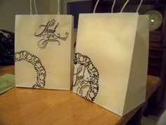 diy out of town bags