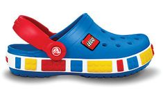Lego crocs! The boy will love them!!!!