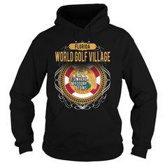 WORLD GOLF VILLAGE, Order HERE ==> https://www.sunfrog.com/LifeStyle/WORLD-GOLF-VILLAGE-Black-Hoodie.html?id=41088 #christmasgifts #xmasgifts #golf #golflovers #golftips