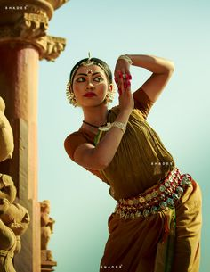 Images from the Khajuraho Dance Festival