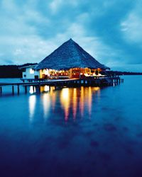 Per Travel + Leisure, best place to spend Christmas. Sorry Mexico, but next year - Bocas del Toro, Panama
