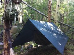 479 Best Tarp Shelters images in 2018 | Tarp shelters, Bushcraft