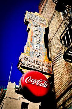 Chinatown Bakery Sign | Chinatown | San Francisco, California